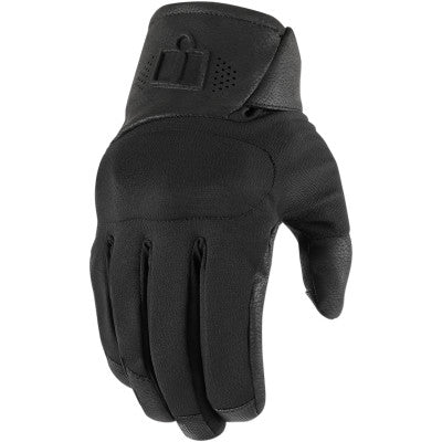 Icon Tarmac 2 Gloves - Black