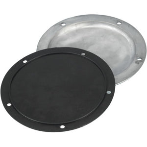 James Gaskets 5 Hole Derby Cover Gasket - Rubber Coated Metal