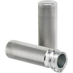 Joker Machine Knurled Hand Grips for Cable - Raw