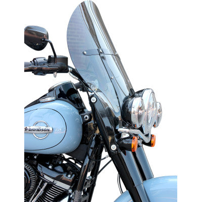 "Klock Werks Flare Billboard Windshield - 20"" - Tinted"