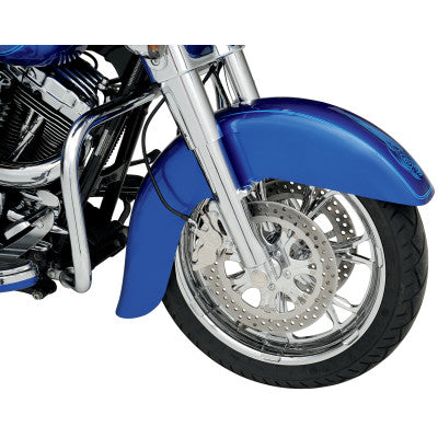 Klock Werks Benchmark Front Fenders - 1983-2013 Touring Models - Cobalt Cycles