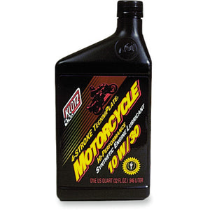Klotz Oil Synthetic Engine Oil 10W30 - 1 US quart