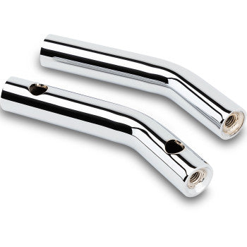 "LA Choppers Kage Fighter T-Bar Pullback Riser - 6"" - Chrome"