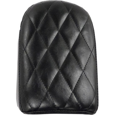 LePera Bare Bones Series Pillion Pad - 2010-2020 Sportster - Diamond