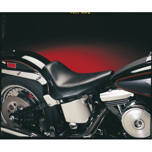 LePera Bare Bones Solo Seat - 1984-1999 Softail - Smooth