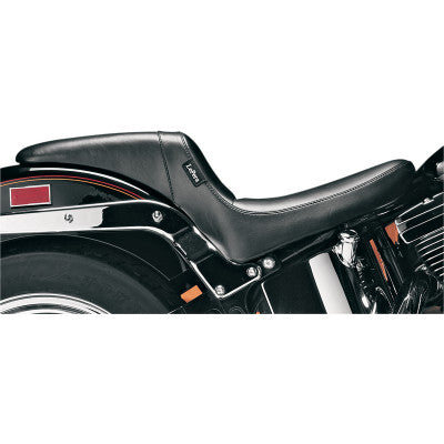 LePera Daytona Sport 2-Up Seat - 1984-1999 Softail - Smooth