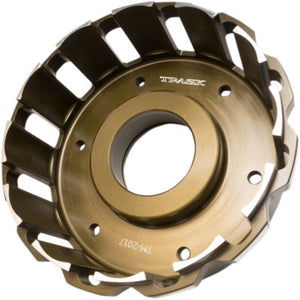 Trask Billet Clutch Basket - M8