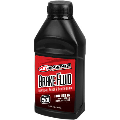 Maxima Racing Oils Brake Fluid - DOT 5.1