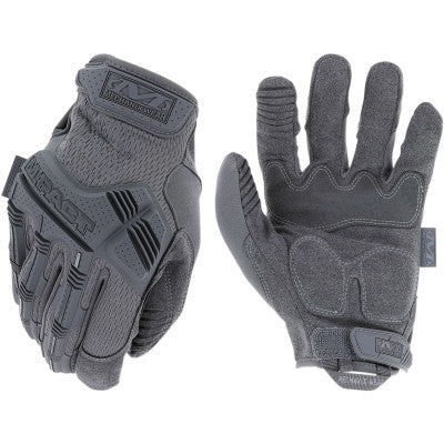 Mechanix Wear M-Pact Gloves - Wolf Gray