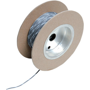 NAMZ 100' Wire Spool - 18 Gauge - OEM Color Gray/White