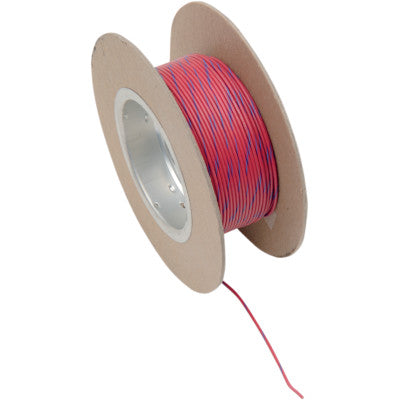 NAMZ 100' Wire Spool - 18 Gauge - OEM Color Red/Blue