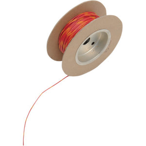NAMZ 100' Wire Spool - 18 Gauge - OEM Color Red/Yellow