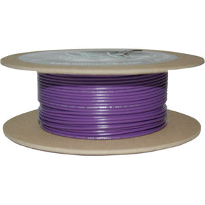 NAMZ 100' Wire Spool - 18 Gauge - OEM Color Violet