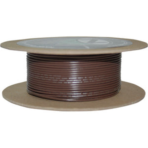 NAMZ 100' Wire Spool - 18 Gauge - OEM Color Brown