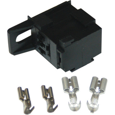 NAMZ 25 Amp Micro Relay Socket Kit with Terminals