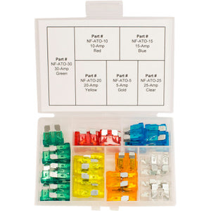 NAMZ ATO Assorted Fuse Kit - 40PC