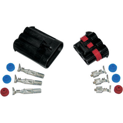 NAMZ Amp Power Plug Kit - For Amps Installed in Saddlebags