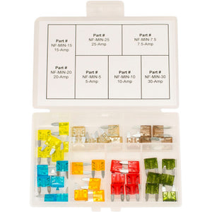 NAMZ Assorted Fuse Kit - 40PC