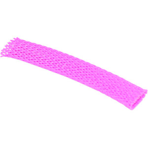 NAMZ Braided Flex Sleeving - Pink