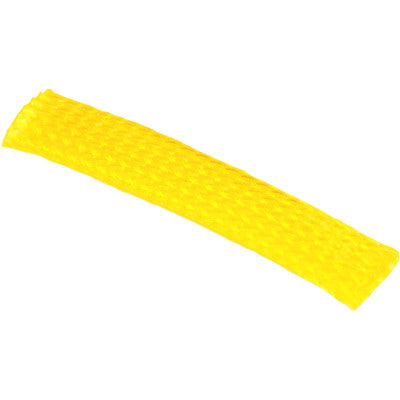 NAMZ Braided Flex Sleeving - Yellow