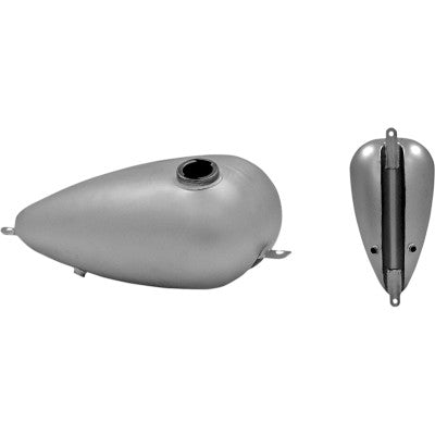 Paughco Custom Gas Tank - Narrow Mustang - 2.2 Gallons