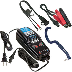 Drag Specialties Optimate 5 The Power Charger / Tester / Maintainer