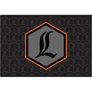 Legend Suspension Revo-Arc Reservoir Decal - Orange