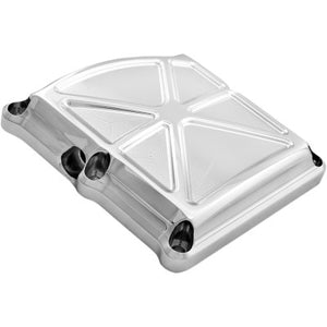 Performance Machine (PM) Formula 6-Speed Transmission Top Cover - 2017-2020 Touring Models - Chrome