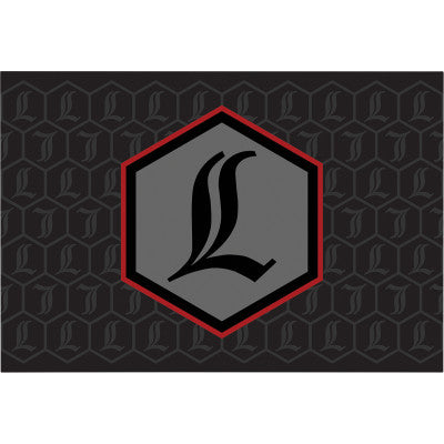 Legend Suspension Revo-Arc Reservoir Decal - Red