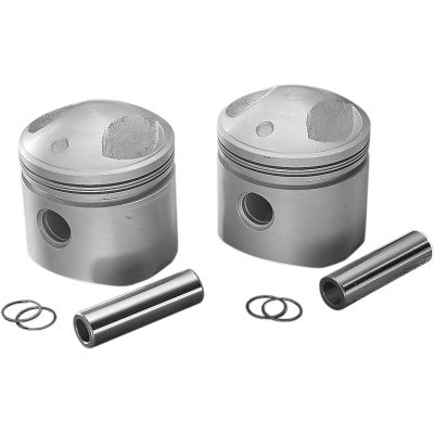 Drag Specialties Replacement Piston Set - Cobalt Cycles