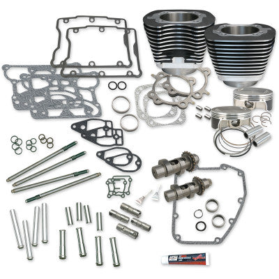 "S&S Cycle 106"" Hot Set Up Kit - 2007-2017 Twin Cam Models (except Twin Cooled)"