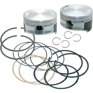 "S&S Cycle 106"" Piston Kit - Standard Bore"