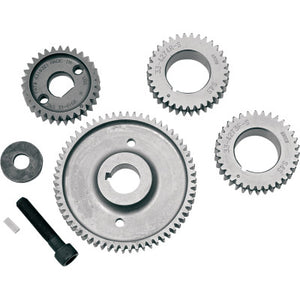 S&S Cycle 4 Gear Set for Gear Drive Cams - 2007-2017 Twin Cam Models (INCLUDES 2006 DYNA)