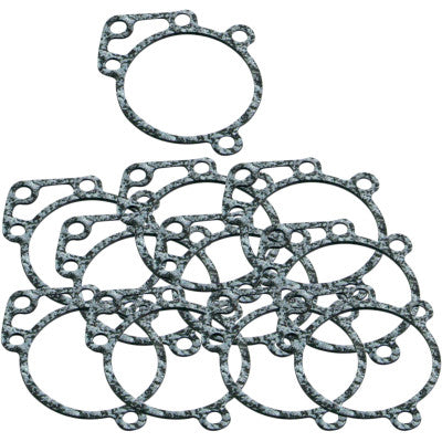S&S Cycle Replacement CV Adapter Backplate Gaskets - 10 Pack