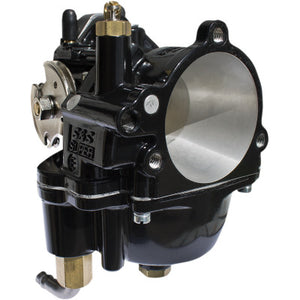 S&S Cycle Big Bore Super E Carburetor Assembly - Black
