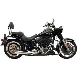 SuperTrapp FatShot 2-into-1 Softail Exhaust