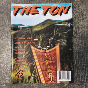 The Ton Magazine - Issue 4