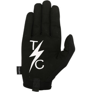Thrashin Supply Co. Covert Gloves - Black - Cobalt Cycles