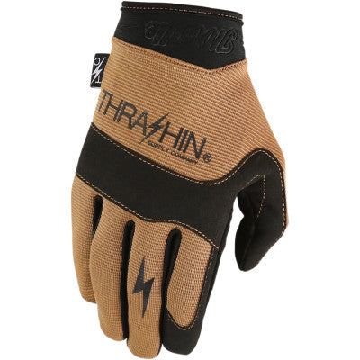 Thrashin Supply Co. Covert Gloves - Tan