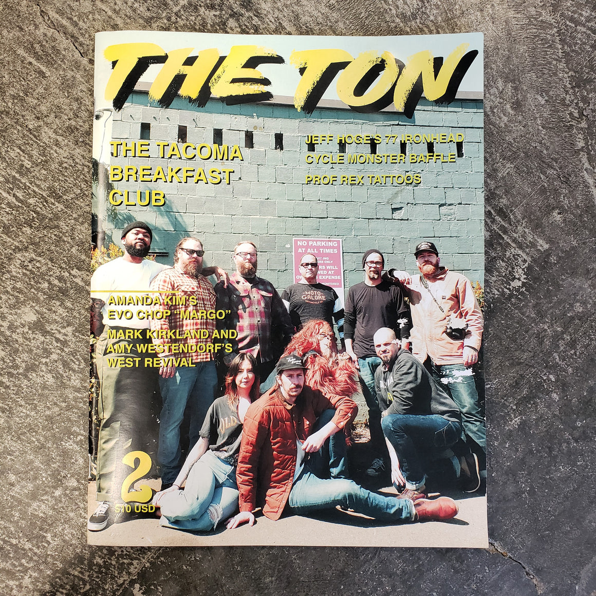 The Ton Magazine - Issue 2