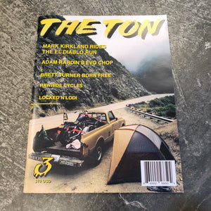 The Ton Magazine - Issue 3