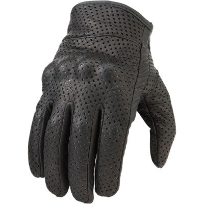 Z1R 270 Perforated Gloves - Black