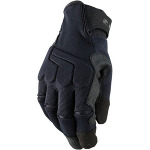 Z1R Mill D30 Gloves - Black