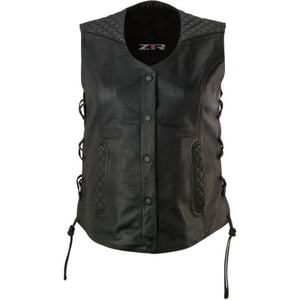 Z1R Women's Gaucha Vest - Cobalt Cycles
