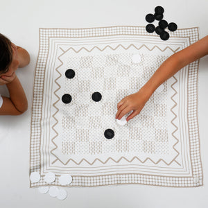 SILK CHECKER GAME