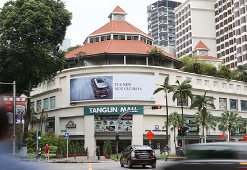 Fly Flot now available in Tanglin Mall