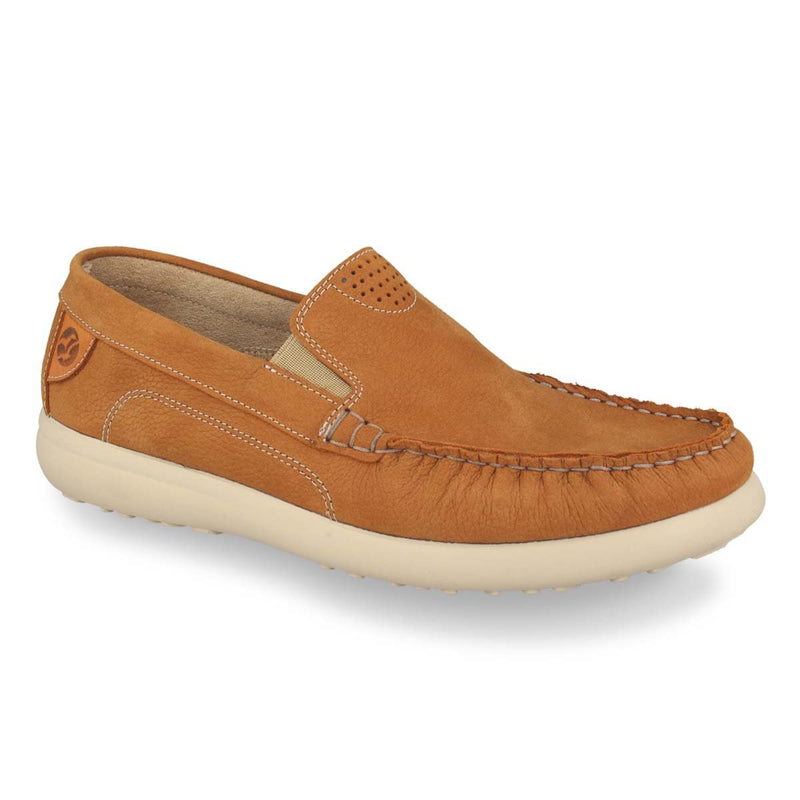 Photo of the Leather Man Mocassin Brown (14013yg)