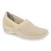 Photo of the Cloth Woman Shoe Beige (17c10kq)