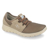 Photo of the Cloth Woman Shoe Taupe (27d05sq)