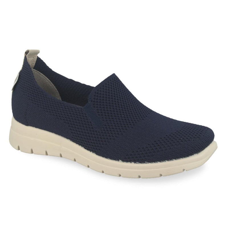 Cloth Woman Shoe Dark Blue (27d38kq)
